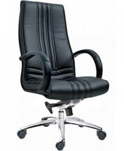 Kursi Kantor-Donati Do 12 Al Hdt Leather FurnitureTables And ChairsChairs