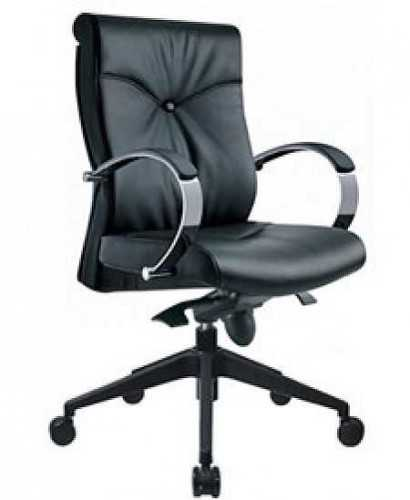 Kursi Kantor-Donati Voxer 2 N Hdt Leather FurnitureTables And ChairsChairs
