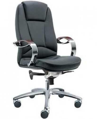 Kursi Kantor-Donati Saporte 1 Al Hdt Leather FurnitureTables And ChairsChairs