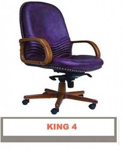 Kursi Kantor-Carrera King 4 Cpt FurnitureTables And ChairsChairs