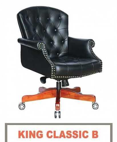 Kursi Kantor-Carrera King Classic B Cpt FurnitureTables And ChairsChairs