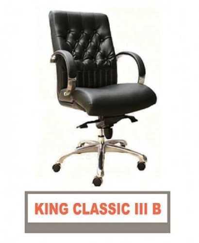 Kursi Kantor-Carrera King Classic Iii B FurnitureTables And ChairsChairs