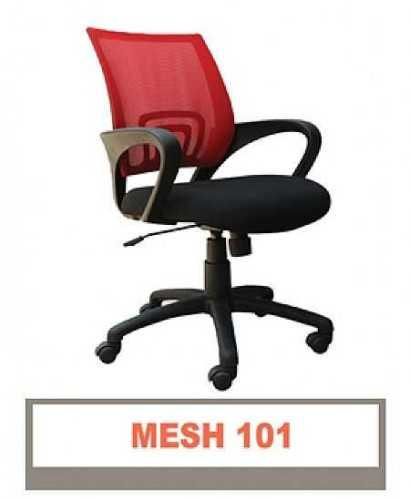 Kursi Kantor-Carrera  Mesh 101 FurnitureTables And ChairsChairs