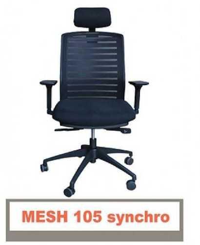Kursi Kantor-Carrera  Mesh 105 Synchro FurnitureTables And ChairsChairs