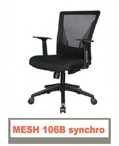 Kursi Kantor-Carrera Mesh 106B Synchro FurnitureTables And ChairsChairs
