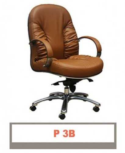Kursi Kantor-Carrera P 3B Cpt FurnitureTables And ChairsChairs