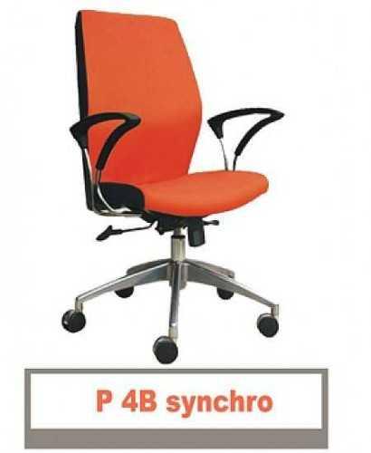 Kursi Kantor-Carrera  P 4B Synchro FurnitureTables And ChairsChairs