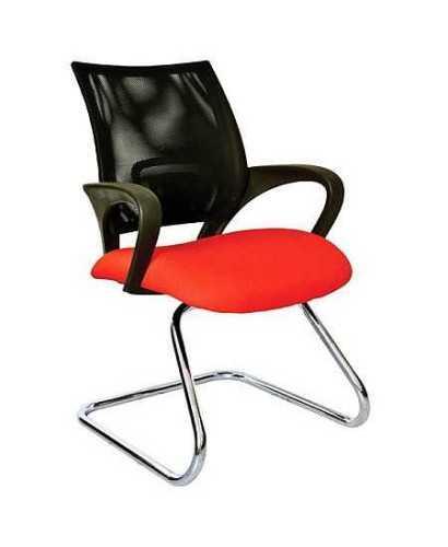 Kursi Kantor-Furnimaxx Icon 303 Chr FurnitureTables And ChairsChairs
