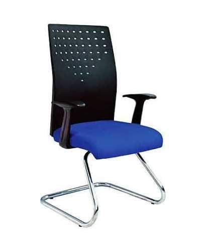 Kursi Kantor-Furnimaxx Sp 706 Chr FurnitureTables And ChairsChairs