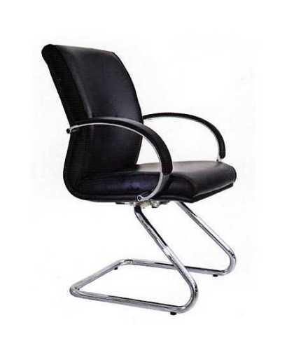 Kursi Kantor-Furnimaxx  Cl 806 Chr FurnitureTables And ChairsChairs