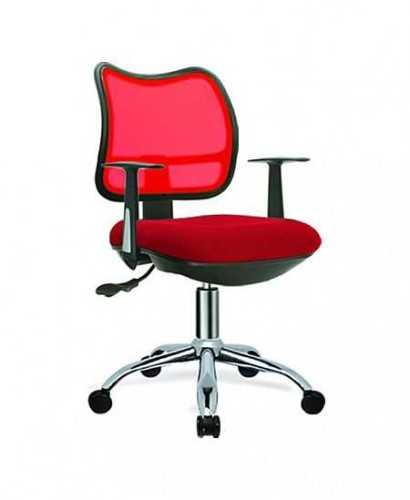 Kursi Kantor-Indachi  D 3008 Cr FurnitureTables And ChairsChairs