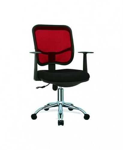 Kursi Kantor-Indachi D-3002 Cr FurnitureTables And ChairsChairs