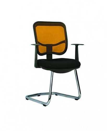 Kursi Kantor-Indachi D-3002 Ua Cr FurnitureTables And ChairsChairs
