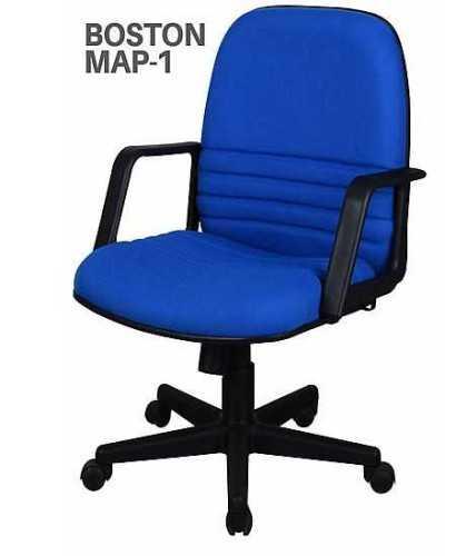 Kursi Kantor-Uno Boston Map-1 FurnitureTables And ChairsChairs