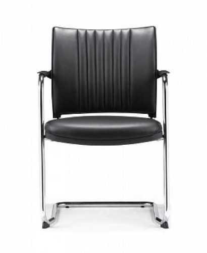 Kursi Kantor-Zao Classy L Black FurnitureTables And ChairsChairs