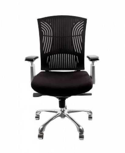Kursi Kantor-Zao  Effecta Black FurnitureTables And ChairsChairs