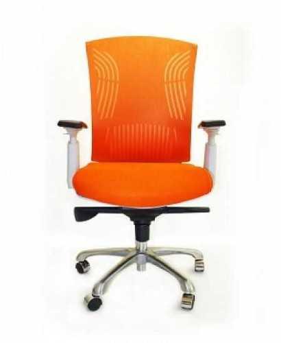 Kursi Kantor-Zao Effecta Orange FurnitureTables And ChairsChairs