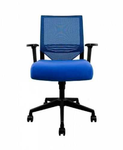 Kursi Kantor-Zao Elegan Blue FurnitureTables And ChairsChairs