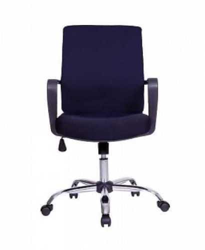 Kursi Kantor-Zao Smart B Black FurnitureTables And ChairsChairs