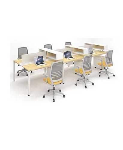Meja Kantor-Highpoint Metric 06 OfficeOffice Desks