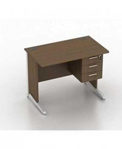 Meja Kantor-Modera Aod 6010 + Laci Gantung OfficeOffice Desks