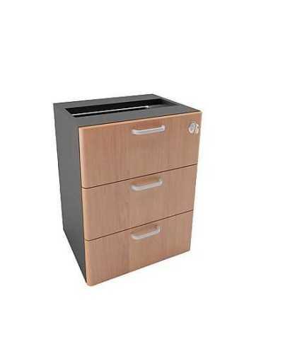 Meja Kantor-Uno (Laci Gantung Uno Gold Ufd 4153) OfficeOffice Desks