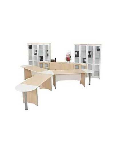 Meja Kantor-Uno  Modern Set 2 OfficeOffice Desks