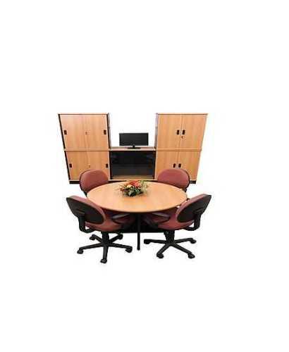 Meja Kantor-Uno (Meja Meeting Uno Classic Set 1)] OfficeOffice Desks