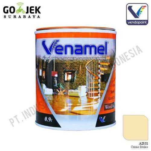 Foto produk  Venamel Kelas Medium Warna Creme Brulee Netto 0,9 L di Arsitag