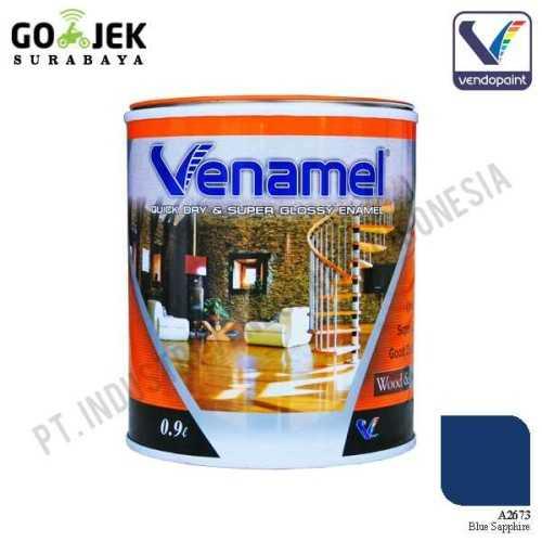 Foto produk  Venamel Kelas Medium Warna Blue Saphire Netto 0.9 L di Arsitag
