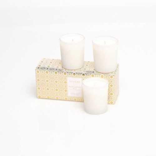 Votive Candle Goldsy Trio DécorHome DecorationsCandles
