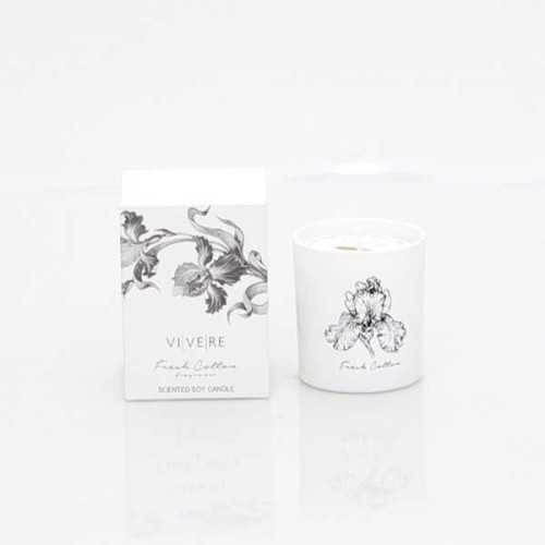 Votive Candle Orchid White DécorHome DecorationsCandles