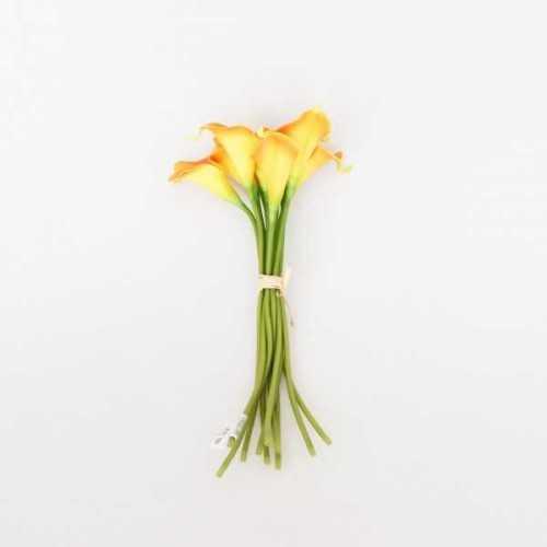 Foto produk  Flower Calla Lily Orange di Arsitag