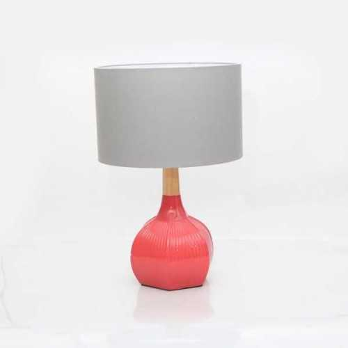 Foto produk  Table Lamp Woophy Round Red di Arsitag