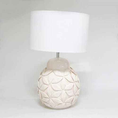Foto produk  Table Lamp Petals Pink White di Arsitag