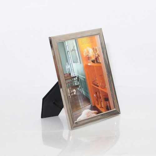 Photo Frame Std Herringbone 8X10Inch DécorHome DecorationsFrames
