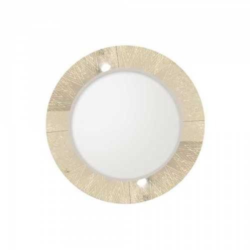 Mirror Round Shine DécorHome DecorationsMirrors