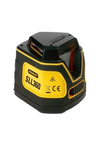 Stanley Sll360 - Line Laser 360° Stht1-77137 ConstructionConstruction Site Equipment And MachineryConstruction Site Tools And Equipment