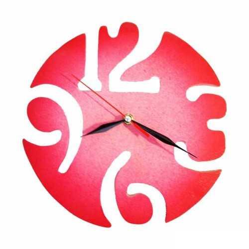 Wall Clock Hb01 DécorHome DecorationsClocks