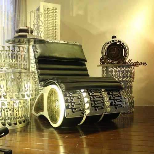 Foto produk  Kursi Santai Reborn Audio Chair di Arsitag