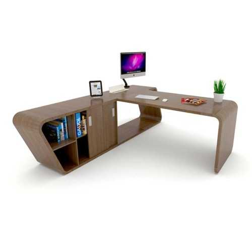 Foto produk  Bent Panel Director Desk di Arsitag