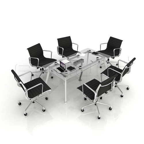 Foto produk  Glaze Meeting Table With Magnet Joint System di Arsitag