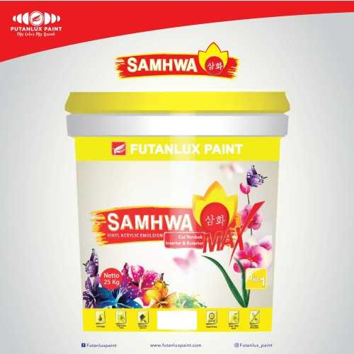Samhwa Max ConstructionPaints And VarnishesDecorative Painting Finishes