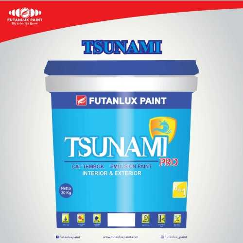 Foto produk  Tsunami Pro di Arsitag