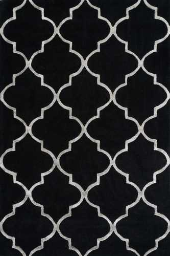 Emily - Balck Silver FinishesFloor CoveringCarpeting