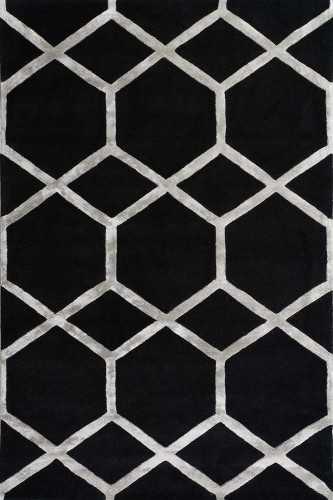 Riley - Black Silver FinishesFloor CoveringCarpeting