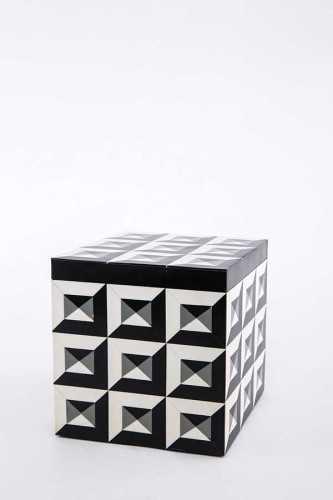 Wo-Box-D9.90016 DécorHome DecorationsDecorative Objects