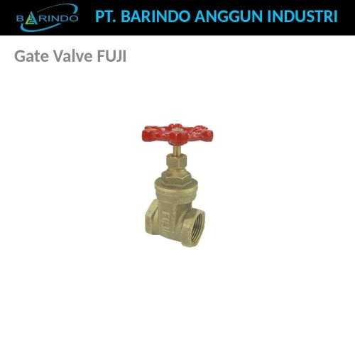 Gate Valve Fuji ConstructionWater SystemsComponents And Accessories For Plumbing And Drainage Systems