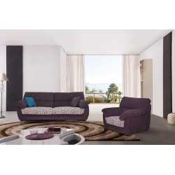 Fabric Sofa-1+2+3 Sofa(Hd2104) FurnitureSofa And ArmchairsSofas