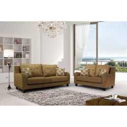 Fabric Sofa-1+2+3 Sofa(Hd 2118) FurnitureSofa And ArmchairsSofas